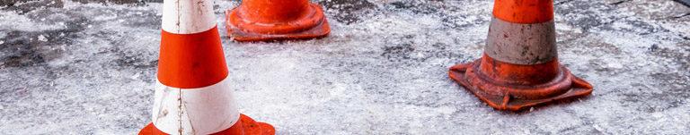 Organisation des services municipaux en cas de gel.
