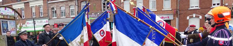 Cérémonie anniversaire de l'armistice 1918