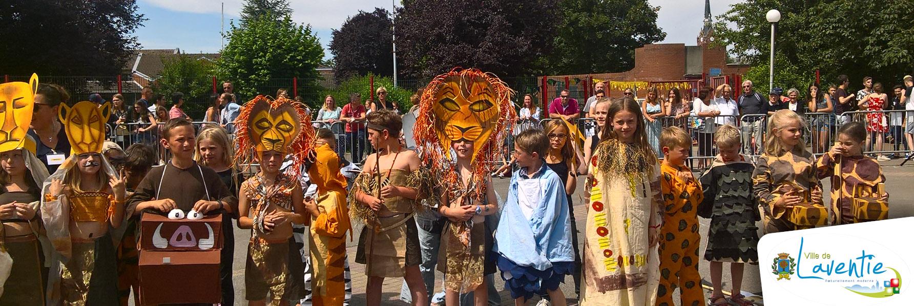Kermesse 2018 des écoles publiques