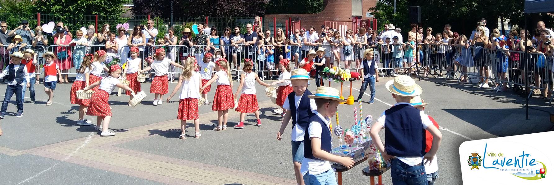 Kermesse 2019 des écoles publiques