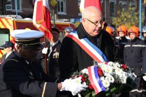 Commémoration du 11 novembre 2016