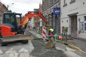 Assainissement Rue de Gaulle - phase 1